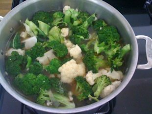 Recipe for Healthy Broccoli Soup