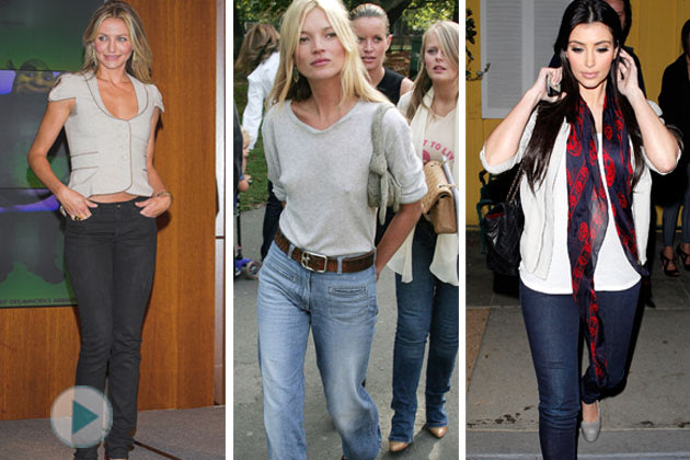 Jeans For Your Body Type | Style Factor - Yahoo Sports Philippines