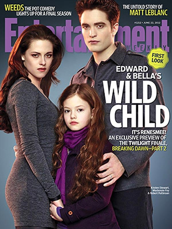 'Breaking Dawn' Baby Renesmee — First Pic Revealed