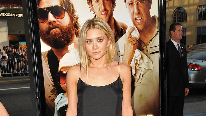 The Hangover LA Premiere 2009 Ashley Olsen