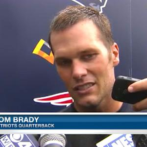 New England Patriots quarterback Tom Brady: 'We gotta try to win no matter who's out there'