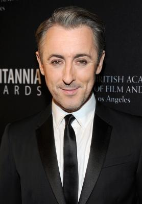 Alan Cumming arrives at BAFTA Los Angeles 2011 Britannia Awards at The Beverly Hilton hotel, Beverly Hills, on November 30, 2011 -- Getty Images