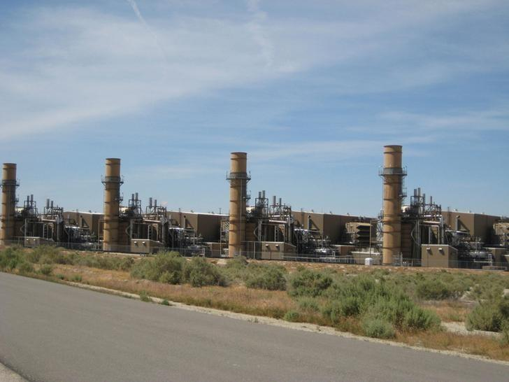 California gas power plant La Paloma files for bankruptcy