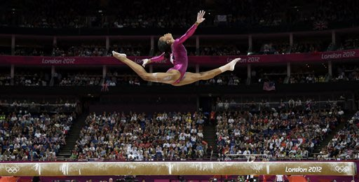 Olympics, one week in: Defining moments aplenty