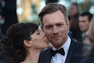 "Scottish actor Ewan McGregor (seen with wife Eve Mavrakis at Cannes in May) will be honoured with an award in tribute to his career at the San Sebastian film festival in Spain next month, festival organisers said Tuesday. The 41-year-old ""Star Wars"" star will receive the festival's Donostia Award, ""awarded to a great film personality in recognition for their work"" at a ceremony on September 27"