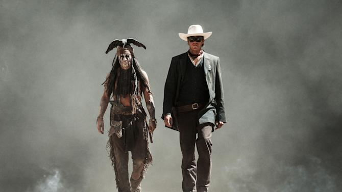 'Despicable Me' tramples 'Lone Ranger' at theaters