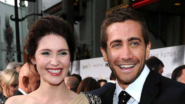 Prince of Persia Sands of Time LA Premiere 2010 Gemma Arterton Jake Gyllenhaal