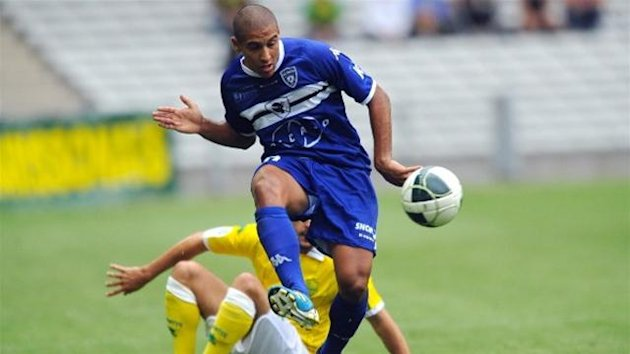 FOOTBALL 2011 Bastia  Wahbi Khazri