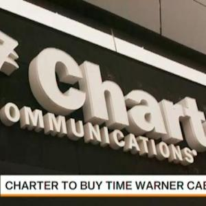 Cable King John Malone's Charter to Buy TWC
