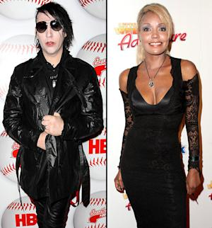 Rep: Marilyn Manson Is NOT Engaged to Seraphim Ward!
