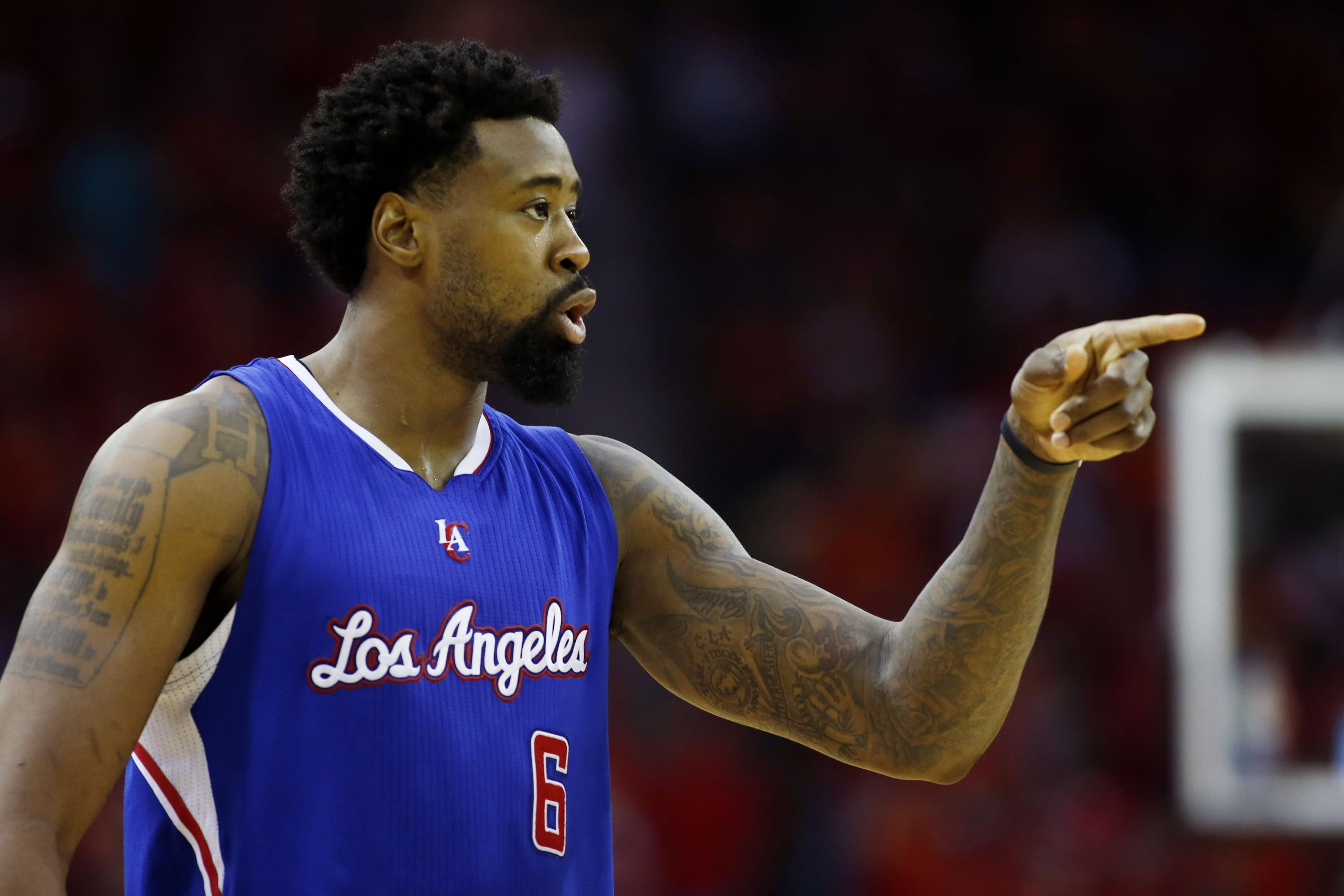 DeAndre Jordan leaves agent Dan Fegan after controversial summer