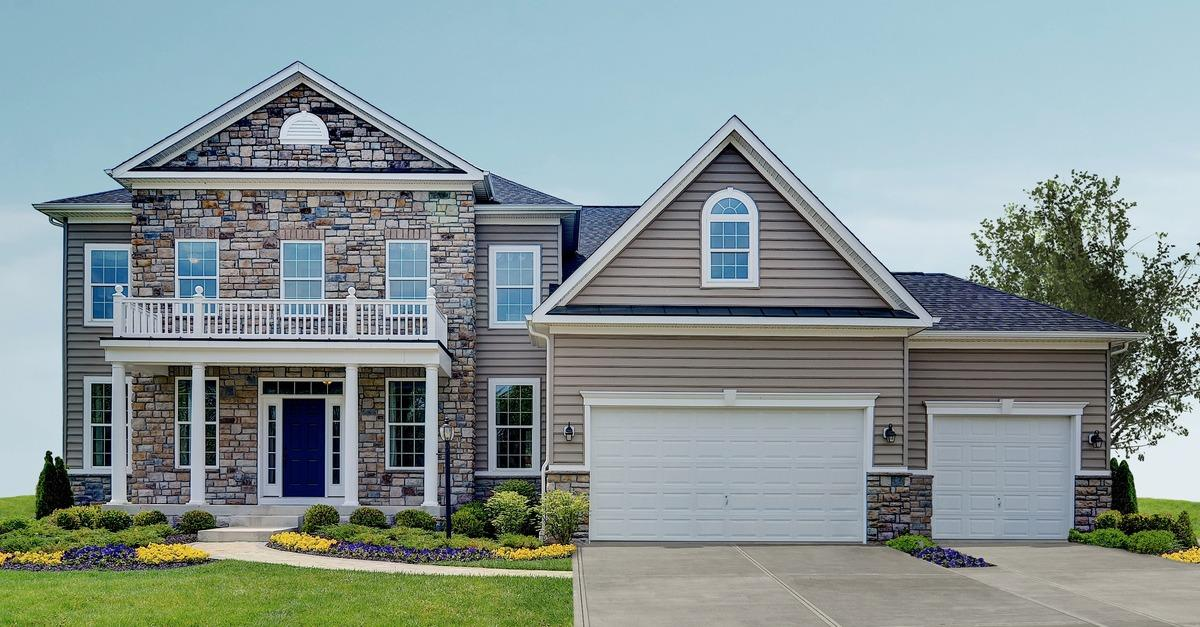 Estate Living in Liberty Knolls at Colonial Forge