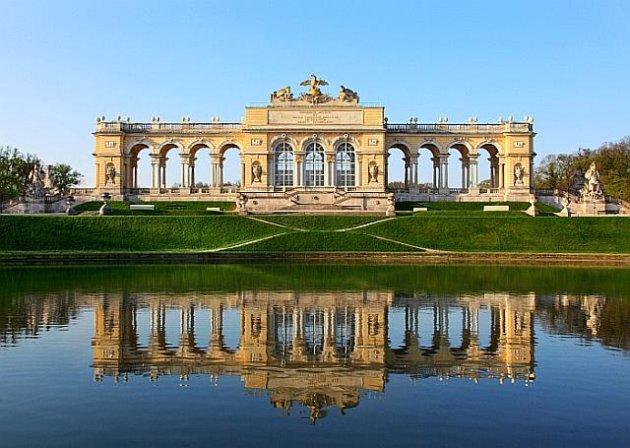 Schonbrunn Palace, Vienna,…