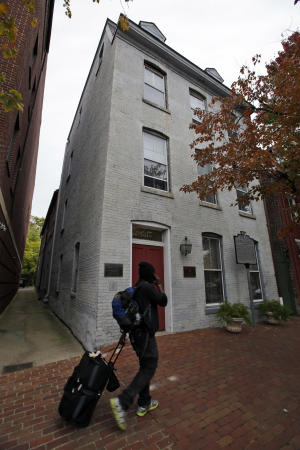 Film '12 Years a Slave' has ties to DC-area site