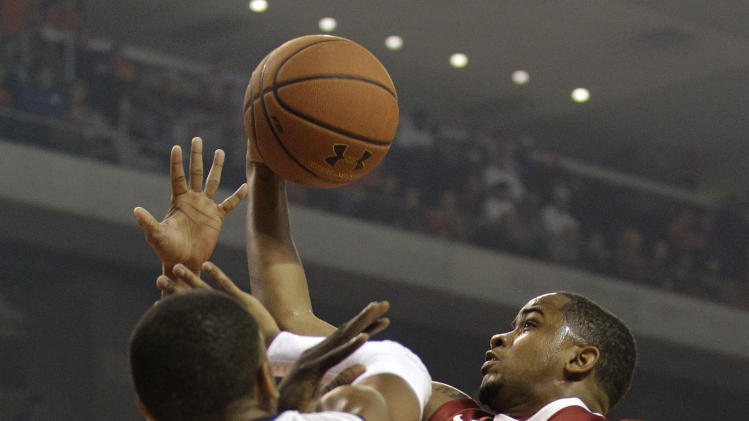 NCAA Basketball: Alabama at Auburn