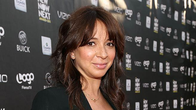 Maya Rudolph Logo Awards
