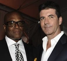 Simon Cowell Confirms LA Reid's 'X Factor' Exit