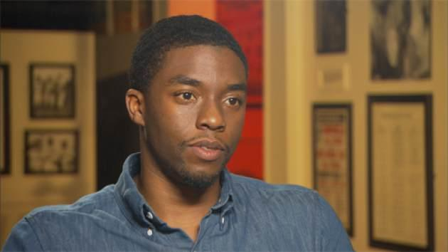 Chadwick Boseman -- Access Hollywood