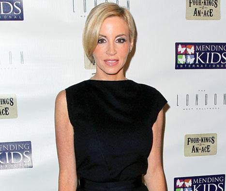 Camille Grammer Diagnosed With Endometrial Cancer Underwent Radical Hysterectomy