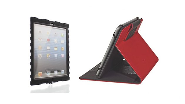 How iPad Case Makers Make Cases Without iPads (ABC News)