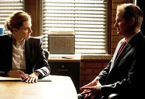 Stana Katic and Jack Coleman, <i>Castle</i> | Photo Credits: Colleen Hayes/ABC