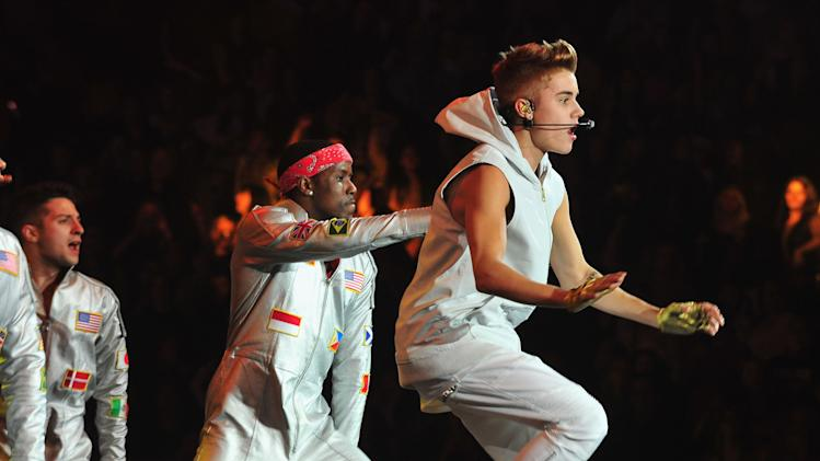 Justin Bieber In Concert - New York, NY
