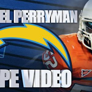 Chargers Select Miami LB Denzel Perryman | NFL Draft Hype Video