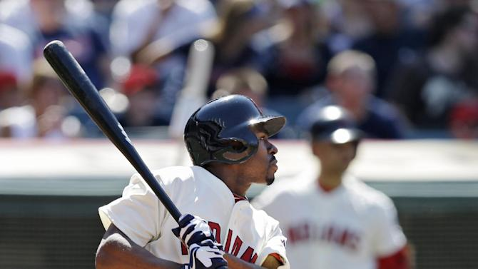 Indians rally from 5-run deficit, beat Angels 6-5