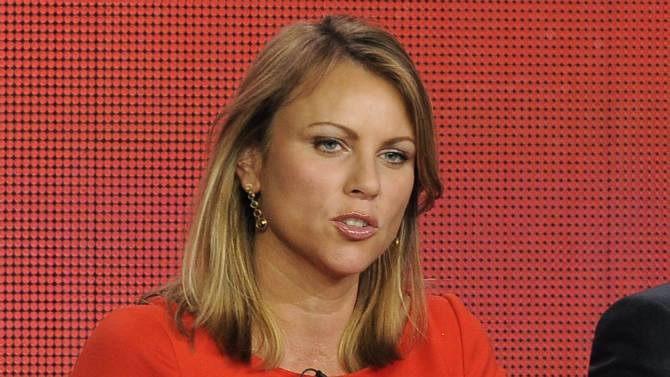 "FILE - In this Jan. 12, 2013 file photo, ""60 Minutes"" reporter Lara Logan takes part in a panel discussion at the Showtime Winter TCA Tour in Pasadena, Calif. Logan is back at work at ""60 Minutes"" more than six months after being ordered to take a leave of absence for her role in a story on the Benghazi raid. CBS News spokeswoman Sonya McNair said Wednesday, June 4, 2014, that Logan is back. She had no details on when the correspondent resumed work and what stories she is working on. Logan was criticized for basing an October report on the Benghazi raid on the testimony of a security contractor and supposed eyewitness to the 2012 raid at the U.S. mission in Libya. That contractor's story could not be verified. (Photo by Chris Pizzello/Invision/AP, File)"