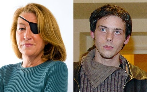 Marie Colvin (left) and Remi Ochlik were both killed in Syria in February 22, 2012. The year 2012 is likely to be one of the deadliest for journalists around the world, with at least 67 killed while doing their jobs, according to the 'Committee to Protect Journalists'.