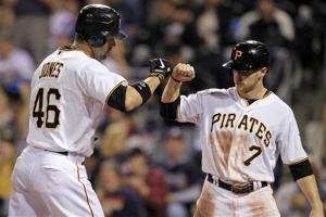 Correia, Pirates beat Braves 5-1
