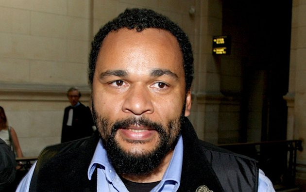 Dieudonné : la police interrompt son spectacle à Bruxelles