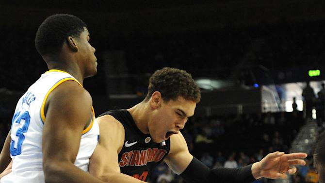 NCAA Basketball: Stanford at UCLA