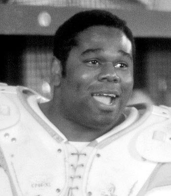 "Earl C. Poitier as ""Blue"" Stanton in Walt Disney's Remember The Titans"