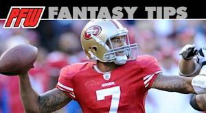 Don't hesitate to pick up 49ers' Kaepernick