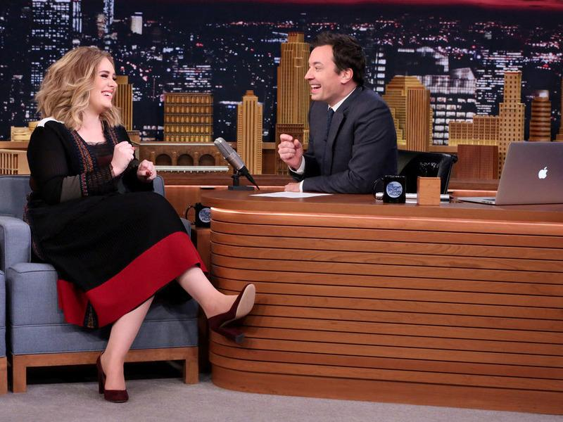 Adele had no idea how live 'Saturday Night Live' was going to get