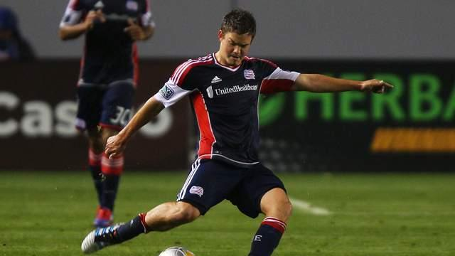 New England Revolution capitalize on home field with first-leg triumph