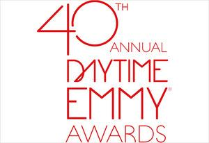 40th Daytime Emmy Awards Show logo | Photo Credits: Daytime Emmy Awards