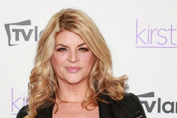 Kirstie Alley Wants Everyone to Know: I'm Not Woman From NJ Gov. Chris Christie's Bridgegate!