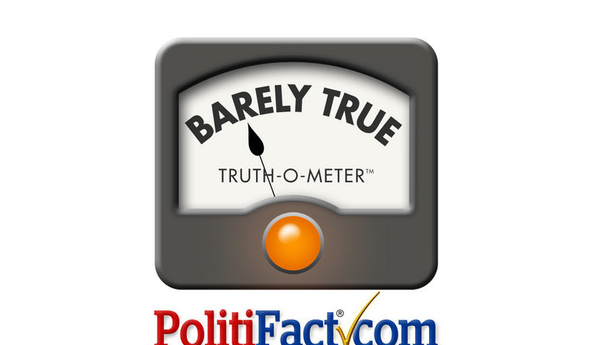 PolitiFact Just Lost the Left