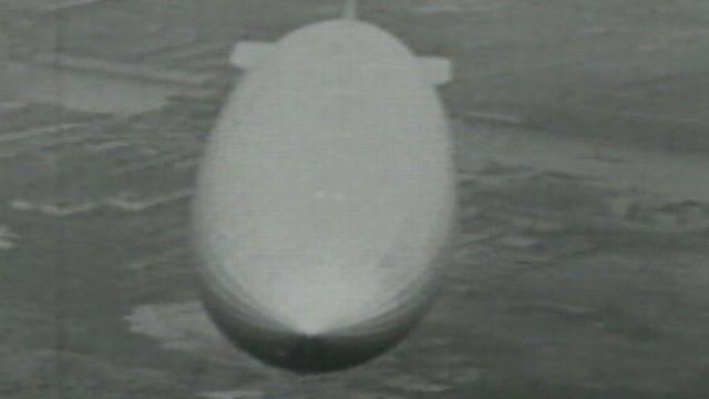 Hindenburg Disaster Recreated by Discovery Channel
