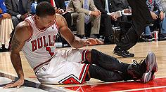 Did shortened season hurt Derrick Rose?
