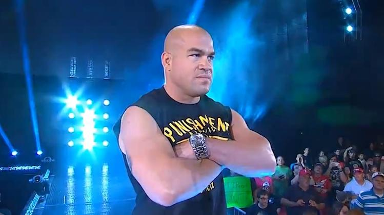 Tito Ortiz Makes Surprise TNA Wrestling Appearance, Joins Rampage Jackson on Impact