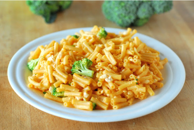 Healthed-Up Boxed Mac &amp;#39;n Cheese