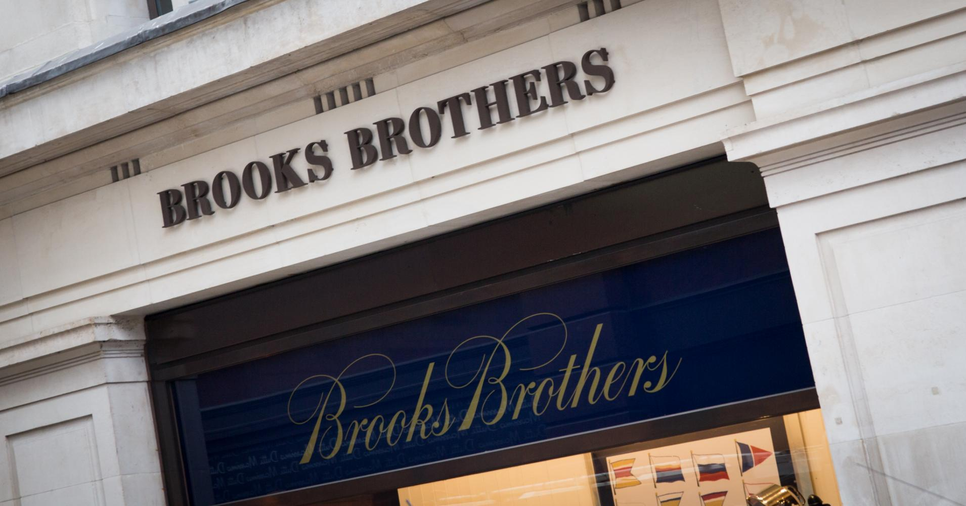 Brooks Brothers' glitch overcharges shoppers