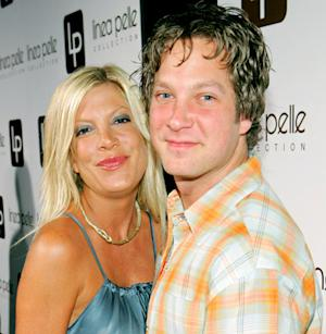Tori Spelling's Brother Randy Welcomes Second Daughter Lotus Elodie Spelling With Wife Leah