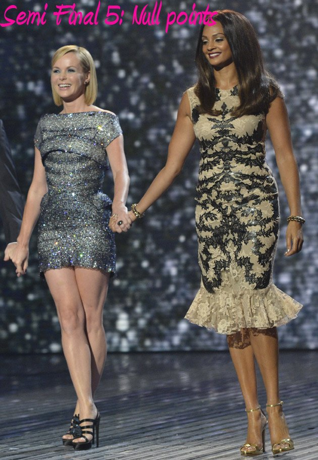Amanda Holden Alesha Dixon Britain's Got Talent