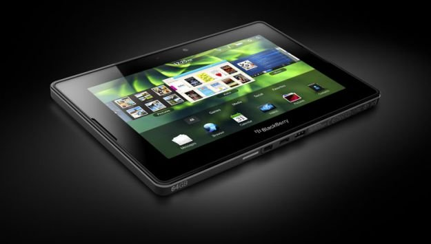 BlackBerry PlayBook OS 2.0 …