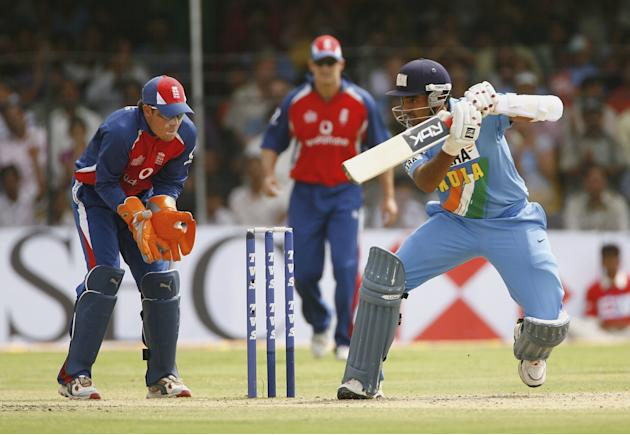 Seventh ODI: India v England