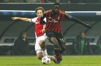Balotelli: AC Milan showed character against Ajax
